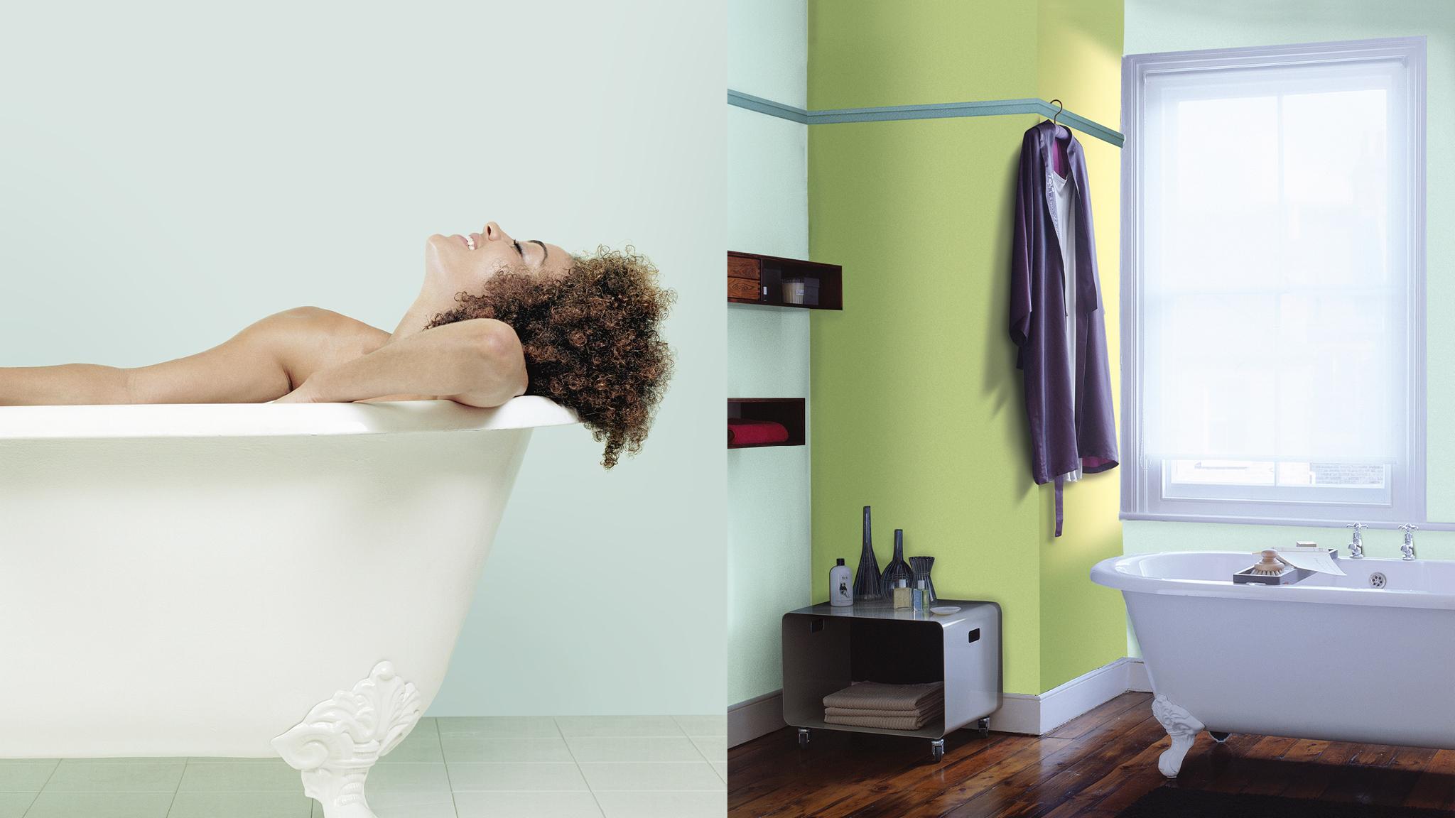 une belle salle de bains sans attendre
